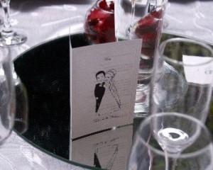 detalhe mesa